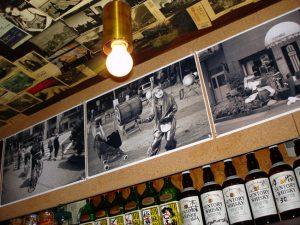 Photographer's bar in Golden Gai, Shinjuku/Tokyo