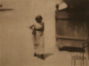 Shinzo Fukukara: «Paris», 1913