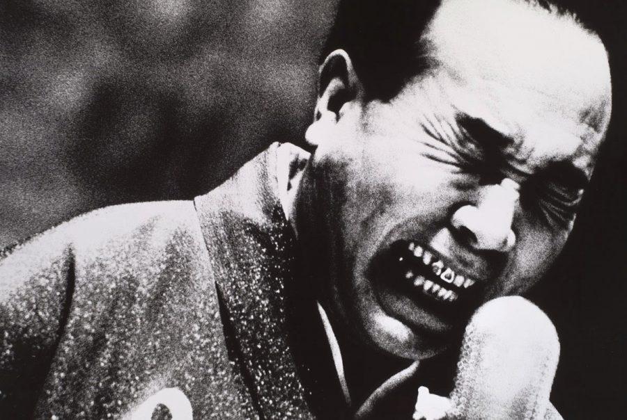 DAIDO MORIYAMA | Entertainer on Stage, Shimizu. 1967
