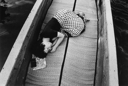 Nobuyoshi Araki, Yoko, from 'Sentimental Journey', 1971 ©Nobuyoshi Araki