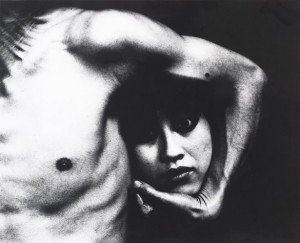 Eikoh Hosoe: Man and Woman #6. 1960  © Eikoh Hosoe