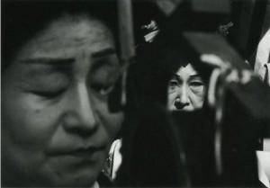 """Shomei Tomatsu: Untitled, from the series """"Chindon, Tokyo"""" 1961 ©Shomei Tomatsu"""