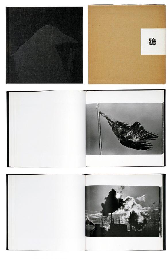 Masahisa Fukase: Karasu (Ravens), Sokyu-sha, 1986