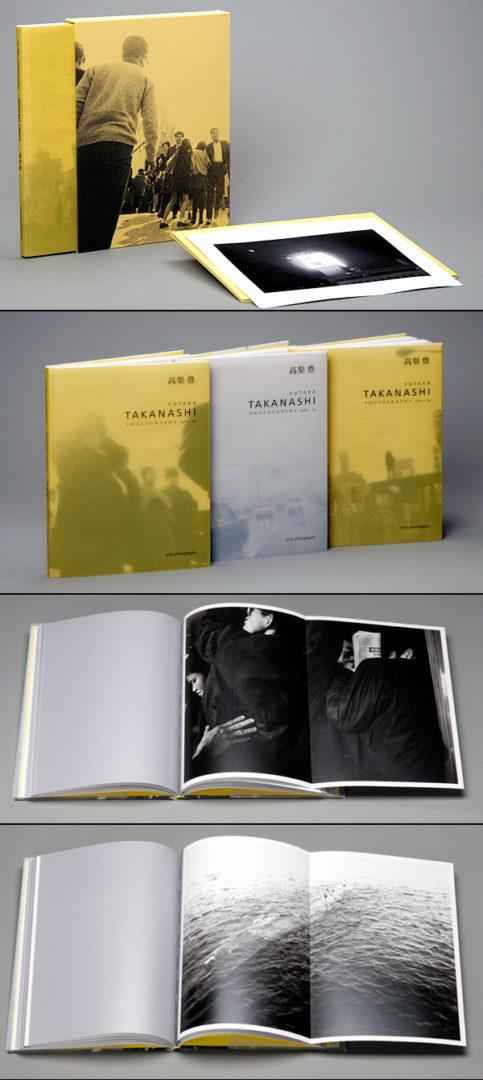 Yutaka Takanashi. Photography 1965-74
