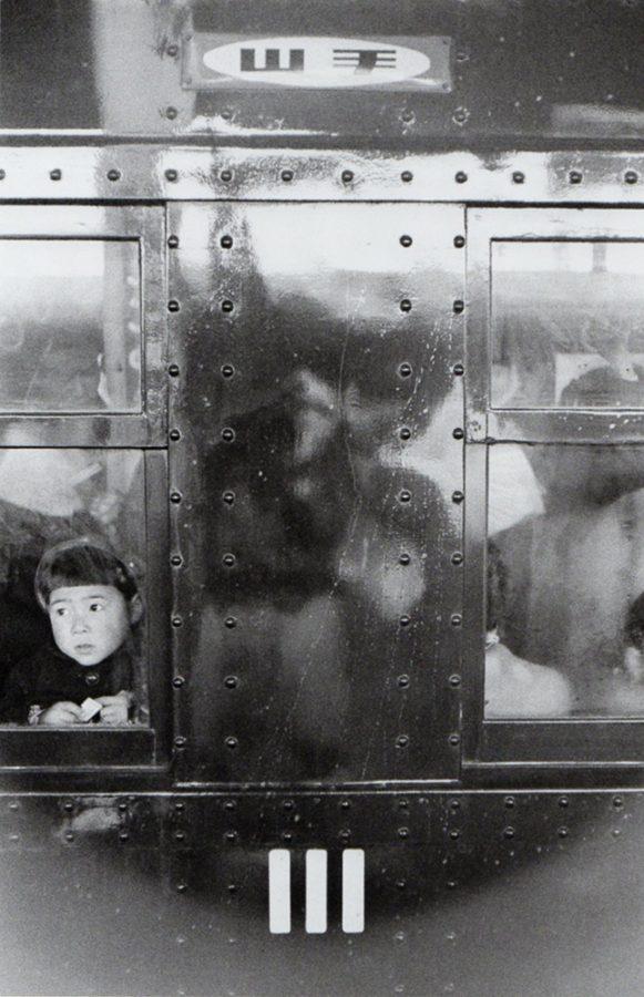"""Ikko Narahara: """"Shinjuku"""", from the series """"Tokyo the '50s"""", 1954-58"""