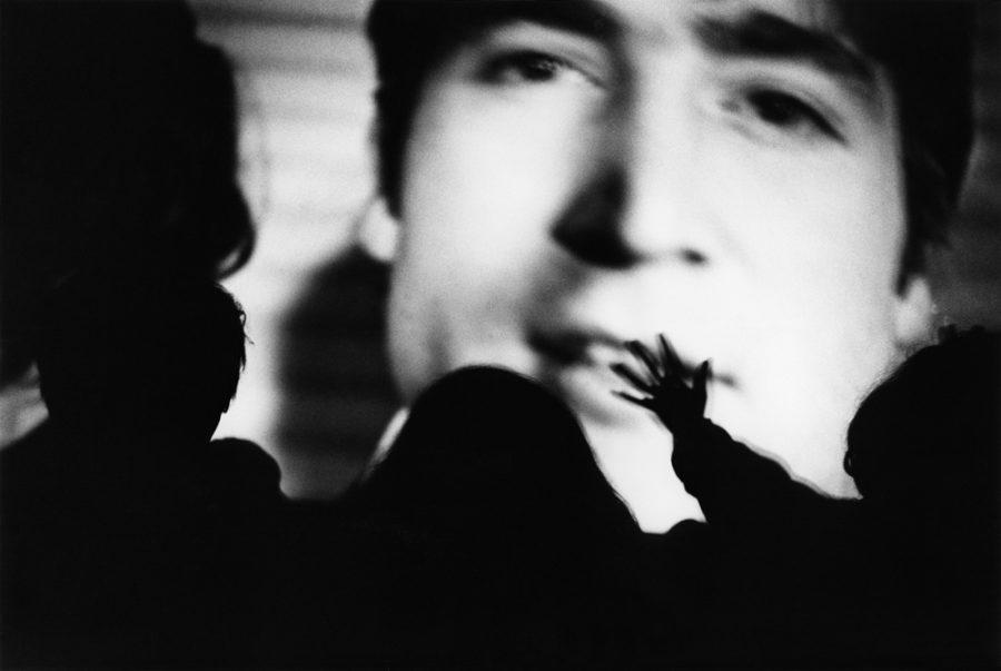 "Yutaka Takanashi: The Beatles Film Festival, Marunouchi Shochiku Theatre, Chidyoda-ku, from the series ""Tokyo-jin"", 1965"