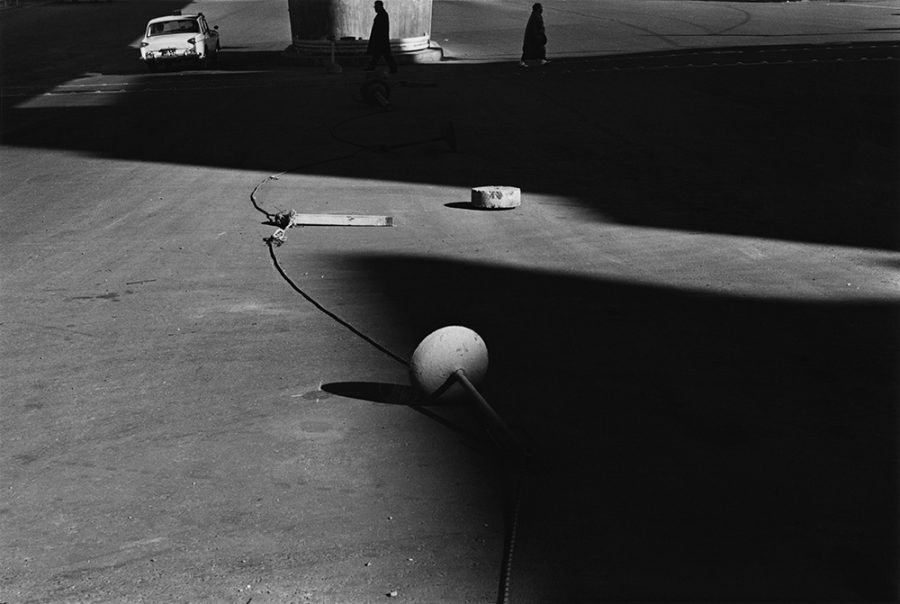 """Yutaka Takanashi: Miyamisuzaka, Shibuya-ku, from the series """"Tokyo-jin"""", 1965"""