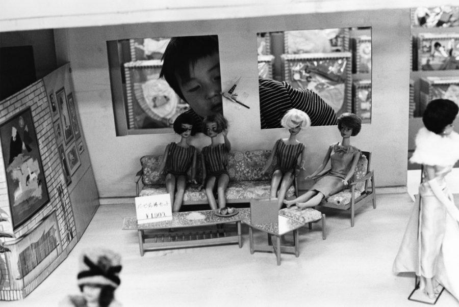 """Yutaka Takanashi: Isetan Department Store: Tammy ¥1.000, Pepper ¥700, Shinjuku-ku, from the series """"Tokyo-jin"""", 1965"""