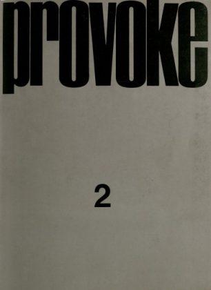 Provoke No. 2, 1969