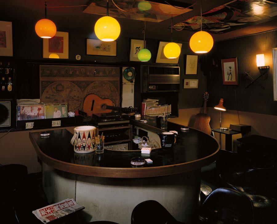 YUTAKA TAKANASHI |Bar Pusan, Golden Gai, 1982