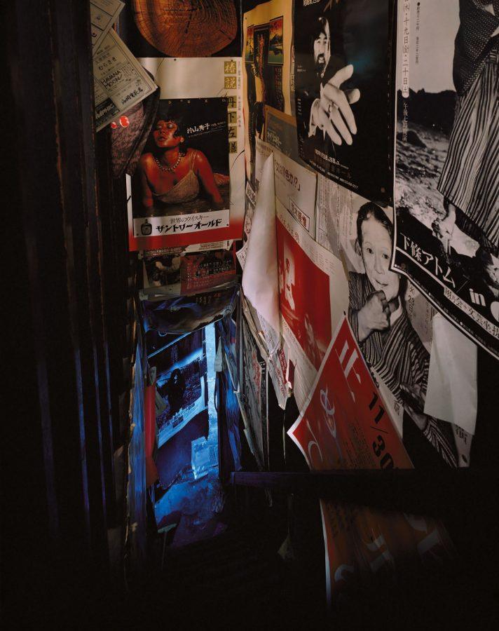 YUTAKA TAKANASHI | Bar Bui, Golden Gai, 1982