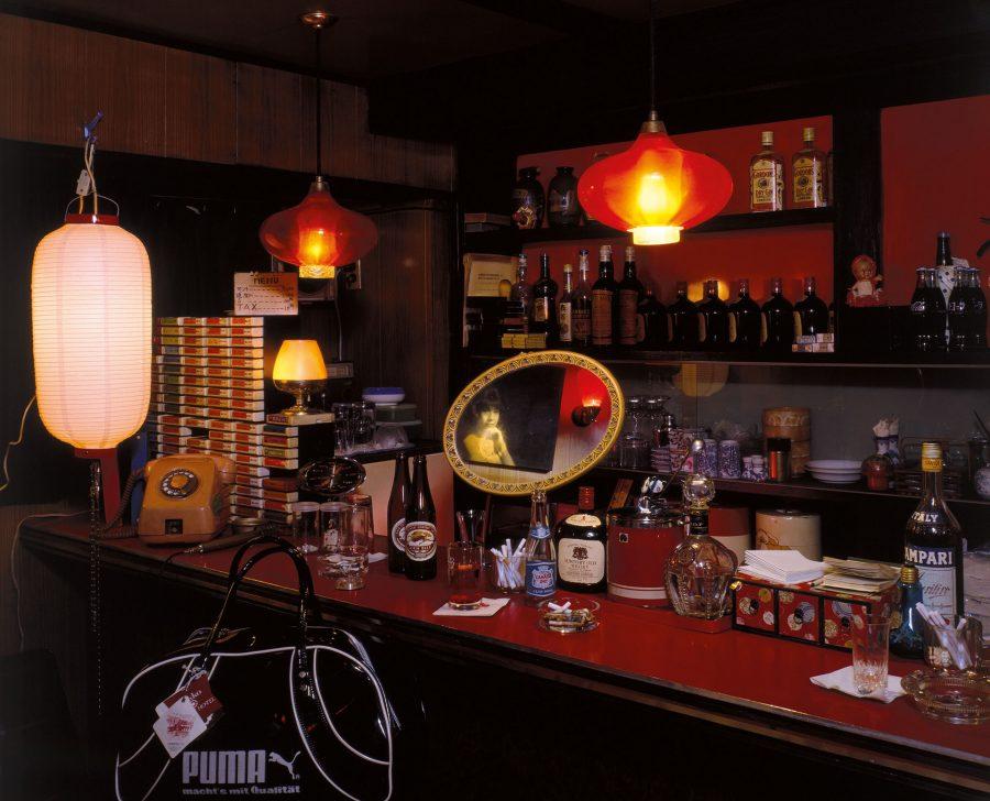 YUTAKA TAKANASHI | Bar Hakata, Golden Gai, 1982