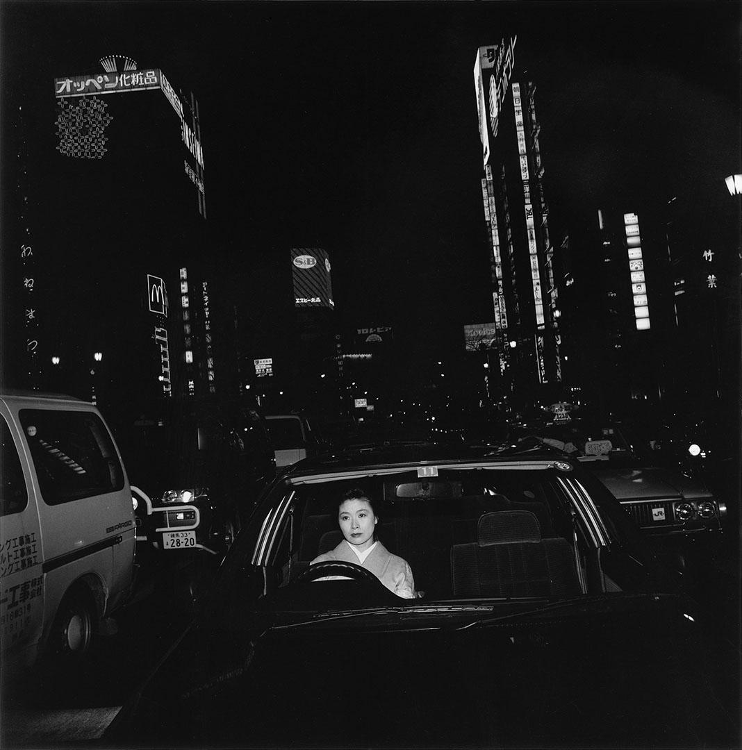"ISSEI SUDA | ""Ginza, Chuo-ku, Tokyo"", from the series ""Human Memory"" (Ningen no Kioku), 1984"