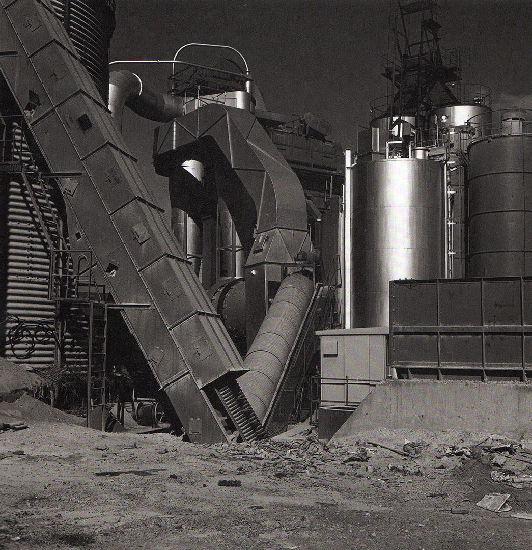 "ISSEI SUDA | ""Iwabuchi-cho, Kita-ku, Tokyo"", from the series ""Human Memory"", 1986"