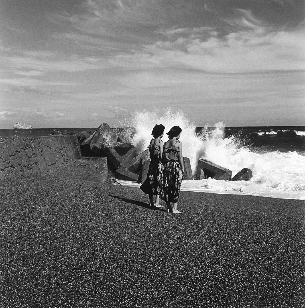 "ISSEI SUDA | ""Katsurahama"", from the series ""Human Memory"", 1978"