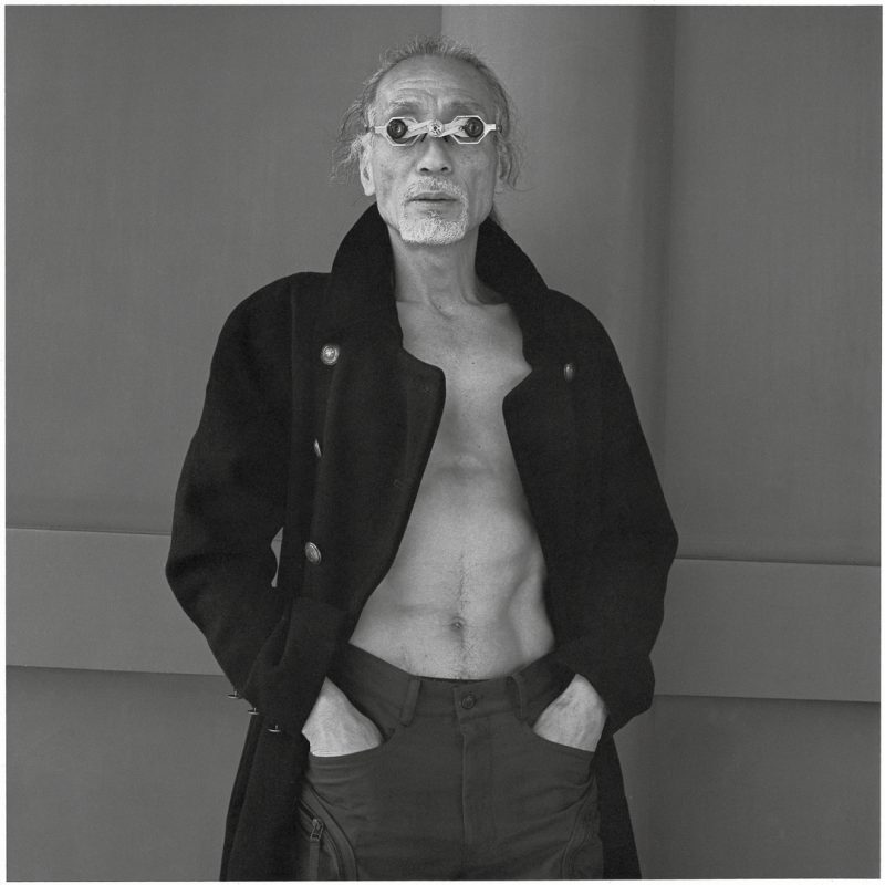 Hiroh Kikai: A performer of butoh dance