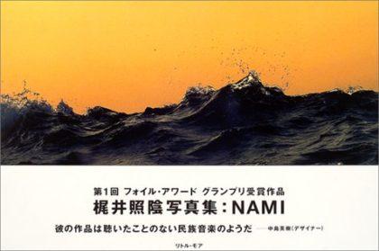 Syoin Kaji: Nami (cover)